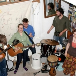 This Old House concert series, April 2011.